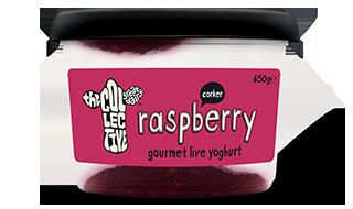 Scottish Raspberry Yoghurt